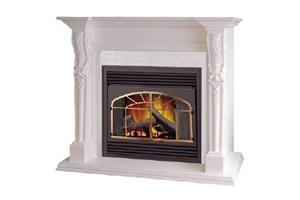 Fireplace Mantels Gas Fireplace Mantels
